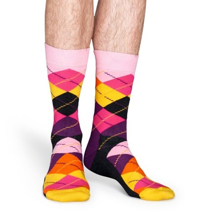 HAPPY SOCKS ARGYLE - AR01-037 / Skarpety