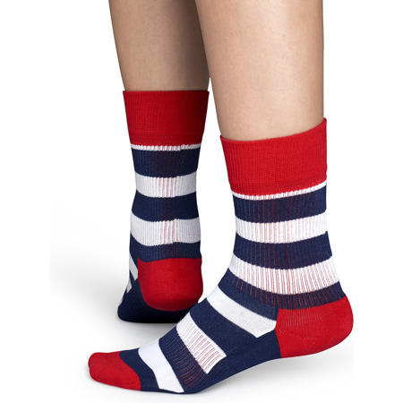 HAPPY SOCKS ATHLETIC STRIPE ATSA27-068 / Skarpety