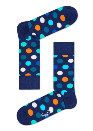 HAPPY SOCKS BIG DOT - BD01-605 / Skarpety