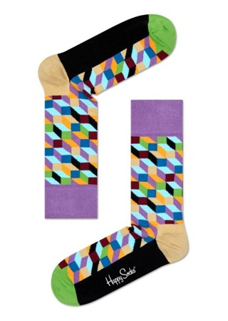 HAPPY SOCKS FILLED OPTIC - FO01-053 / Skarpety