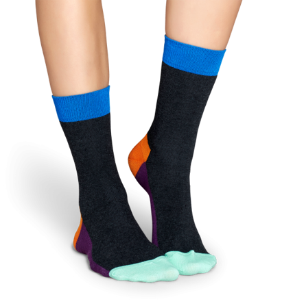 HAPPY SOCKS FIVE COLOR FI01-096 / Skarpety