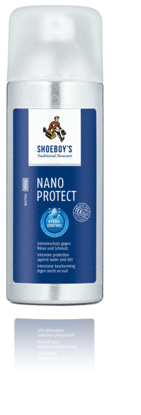 SHOEBOY'S - NANO PROTECT / Impregnat w sprayu do obuwia - Bezbarwny 400ml