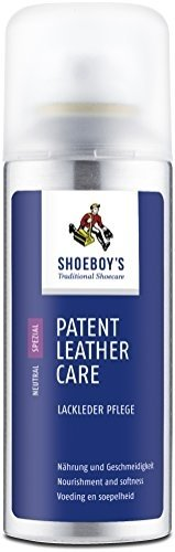 SHOEBOY'S - PATENT LEATHER CARE / Spray do czyszczenia i zmiękczania skór 150ml